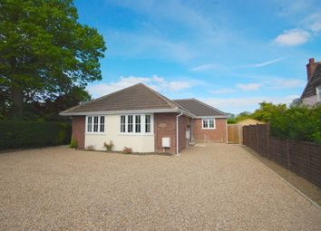 Thumbnail 3 bedroom detached bungalow for sale in Galleywood Road, Great Baddow, Chelmsford
