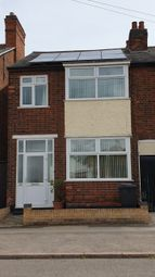 Thumbnail 3 bed town house for sale in Huntingdon Road, Leicester