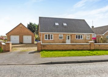 Thumbnail 4 bedroom bungalow for sale in King Street, Wimblington, March