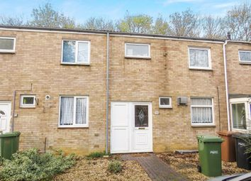 Thumbnail 3 bedroom terraced house for sale in Muskham, Bretton, Peterborough