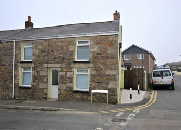 Thumbnail 3 bed end terrace house to rent in Vyvyan Street, Camborne, Cornwall