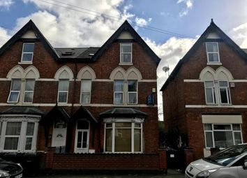 Thumbnail 9 bed terraced house for sale in Gillott Road, Edgbaston, Birmingham, West Midlands