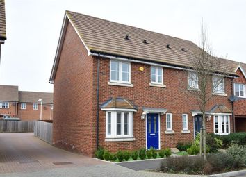 Chancel Drive, Wainscott, Rochester, Kent ME3. 3 bed end terrace house for sale
