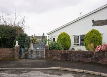 Thumbnail 3 bed semi-detached bungalow for sale in Castle View, Bridgend