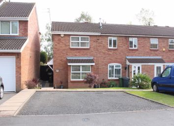 Thumbnail 2 bed terraced house for sale in Ragees Road, Kingswinford