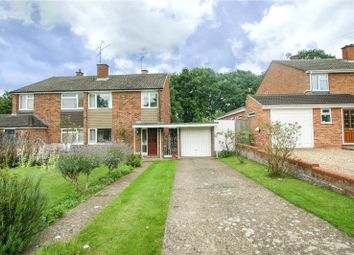 Thumbnail 3 bed semi-detached house for sale in Holmes Crescent, Wokingham, Berkshire