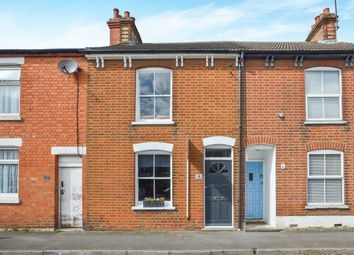 Thumbnail 2 bed terraced house for sale in Bounty Street, New Bradwell, Milton Keynes, Buckinghamshire