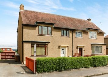 Thumbnail 3 bed semi-detached house for sale in Graham Crescent, Bo'ness