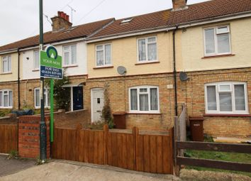 Thumbnail 2 bed terraced house for sale in Symons Avenue, Chatham, Kent