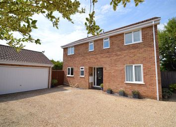 Thumbnail 4 bed detached house for sale in Crockford Close, New Milton