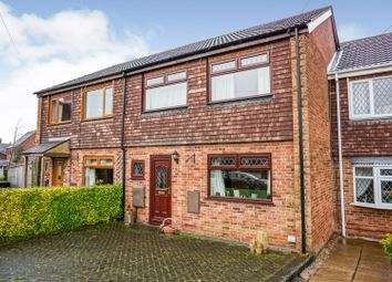 3 bed terraced house for sale in Weathernfield, Linton, Swadlincote DE12