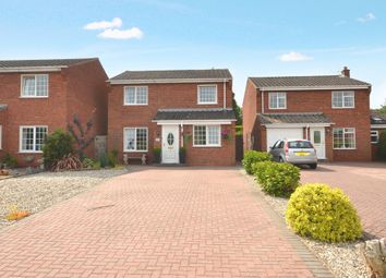 Thumbnail 3 bed detached house for sale in Tudor Close, Newport
