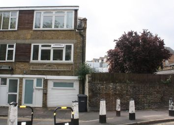 Thumbnail 3 bedroom end terrace house to rent in Lynton Road, Crouch End, North London