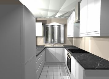 Thumbnail 1 bed flat to rent in 10 The Avenue, Worcester Park