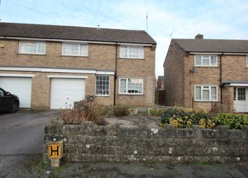 Thumbnail 3 bed end terrace house for sale in Boothmead, Chippenham