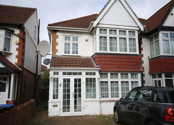 Thumbnail 3 bed semi-detached house for sale in The Dene, Wembley, Greater London