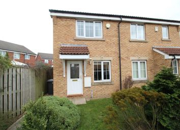 Thumbnail 2 bed semi-detached house for sale in Dunbar Court, Methley, Leeds