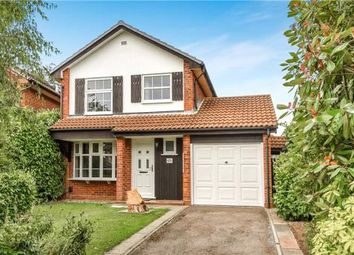 Thumbnail 3 bed detached house for sale in Kingsford Close, Woodley, Reading