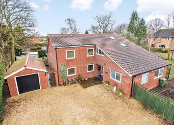 Thumbnail 4 bed detached house for sale in Oxford Road, Abingdon