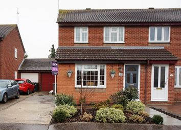 Thumbnail 3 bed semi-detached house for sale in Bouchers Mead, Chelmsford