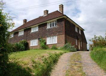 Thumbnail 3 bed semi-detached house to rent in Bishopstone Cottages, Bishopstone Lane, Ansty, Haywards Heath