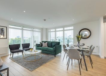 Thumbnail 2 bedroom flat for sale in Southampton Way, Camberwell, London