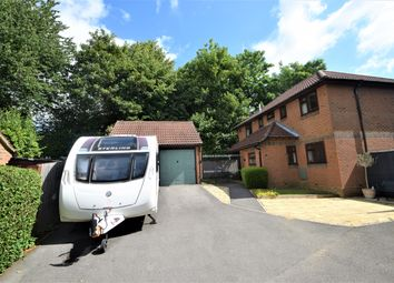 Thumbnail 4 bed detached house for sale in Torre Close, Eastleigh