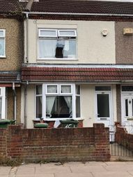 Thumbnail 3 bed terraced house for sale in Stanley Street, Grimsby