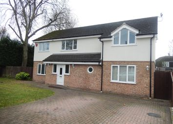 Thumbnail 5 bed detached house for sale in Foxfield Close, Northwood