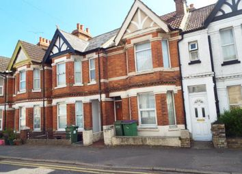 Thumbnail 2 bed terraced house for sale in Pavilion Road, Folkestone, Kent, England
