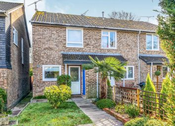 Thumbnail 2 bedroom terraced house to rent in Drake Close, Horsham
