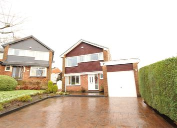 Thumbnail 4 bed detached house for sale in The Coppice, Ramsbottom, Bury, Lancashire