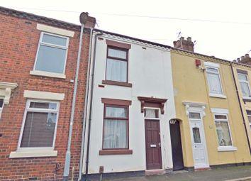 Thumbnail 2 bedroom property to rent in Allen Street, Hartshill, Stoke-On-Trent