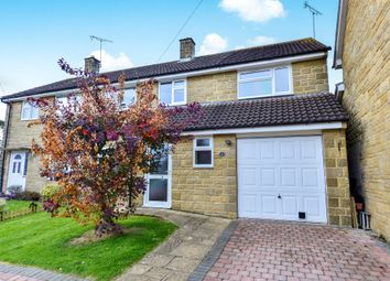 Thumbnail 4 bed semi-detached house for sale in The Meads, Milborne Port, Sherborne