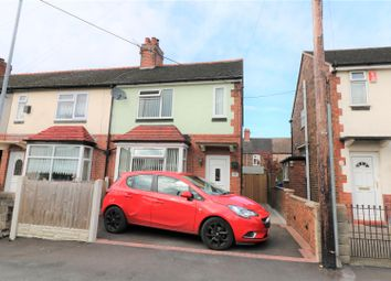 Thumbnail 2 bed town house for sale in Leonard Avenue, Baddeley Green, Stoke On Trent