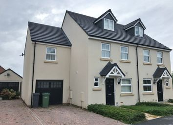 Thumbnail 4 bed semi-detached house to rent in Swallowcroft, Eastington, Stonehouse
