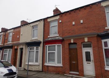 Thumbnail 4 bedroom terraced house for sale in Myrtle Street, Middlesbrough