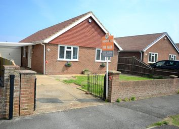 Thumbnail 3 bed detached bungalow for sale in Leonard Road, New Romney, New Romney, Kent