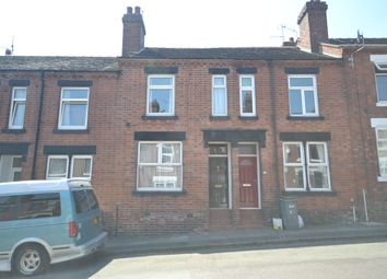Thumbnail 3 bed terraced house for sale in Dominic Street, Hartshill, Stoke-On-Trent