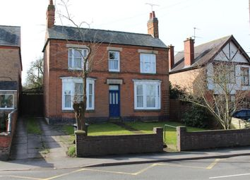 Thumbnail 3 bed detached house for sale in Station Road, Broughton Astley, Leicester