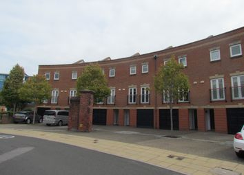 Thumbnail 4 bed town house to rent in Gunwharf Quays, Portsmouth, Hampshire