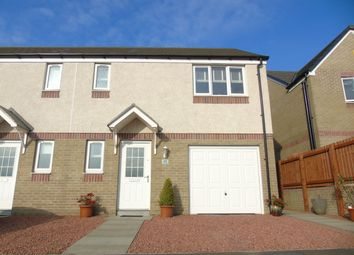 Thumbnail 3 bed semi-detached house for sale in Tansay Drive, Chryston, Glasgow
