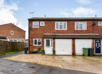 Thumbnail 3 bed semi-detached house for sale in Derwent Road, Thatcham