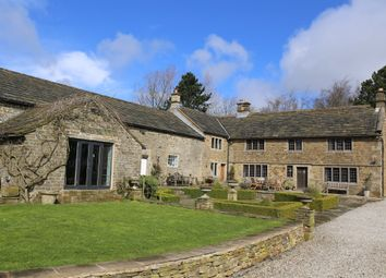 Thumbnail 3 bed equestrian property for sale in Holmesfield, Dronfield