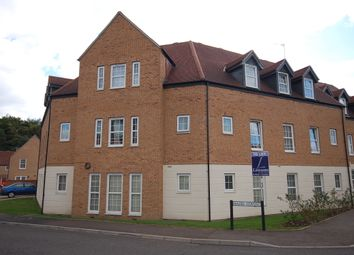 Thumbnail 2 bed flat to rent in Hazel Covert, Thetford, Norfolk