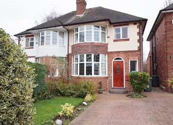 Thumbnail 3 bedroom semi-detached house for sale in Wrekin Road, Boldmere, Sutton Coldfield.