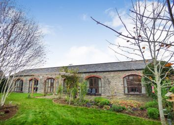 Thumbnail 3 bed barn conversion for sale in The Cayo, Llanvaches, Caldicot