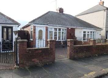 Thumbnail 2 bed semi-detached bungalow for sale in Church Lane, Ferryhill