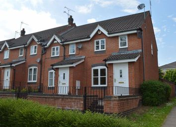2 bed terraced house to rent in Drapersfield, Canal Basin, Coventry CV1