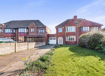 Thumbnail 3 bedroom semi-detached house for sale in Broadway, Walsall, West Midlands